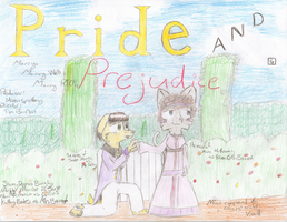 Pride and Prejudice by KyteTheFox