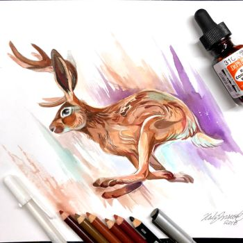14- Jackalope by Lucky978
