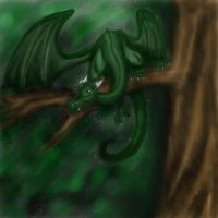 The Green Dragon~ by renpika95