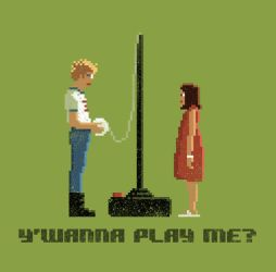 Wanna Play Me by pacalin
