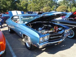 1970 Chevrolet Chevelle SS III by Brooklyn47