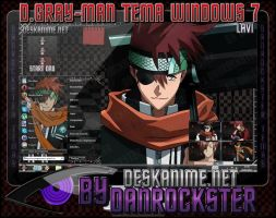 Lavi Theme Windows 7 by Danrockster
