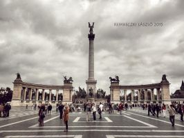 Heroes' Square by rembo78