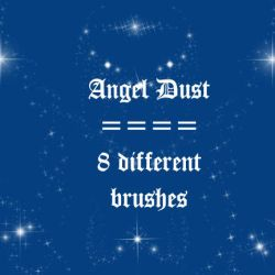 Angel Dust by rL-Brushes