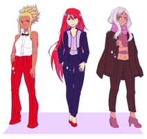 11 : Outfit(s) by AssortedA-Art