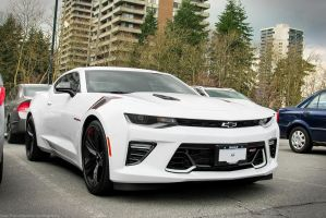 Camaro SuperSport by SeanTheCarSpotter