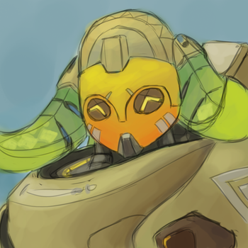 Orisa by Funny-horsey