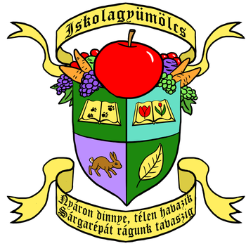 Coat of Arms for the School Fruit Scheme by KekPafrany