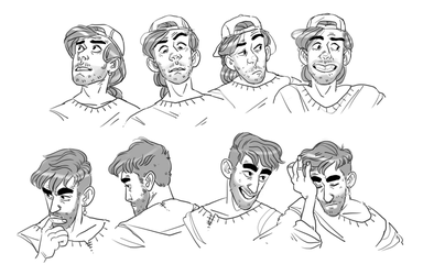 Expression Study by mcmadmissile