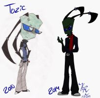 Tozic Development by HugaDuck