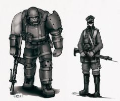 ICA - Elite Troopers by Lionel23