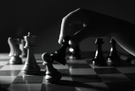 Chess move by JGBRUNO