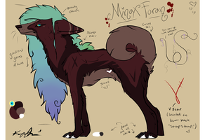 I... am way too picky. Minnys NEW ref. by kr00bs