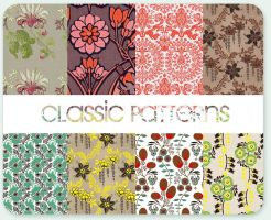 Classic.Patterns by ZeBiii
