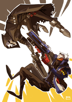 Reaper76~ by DICE-Shimi