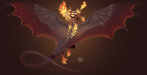 Flamecaller by lycchii