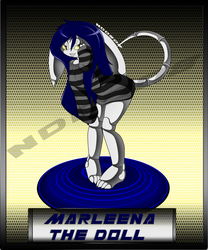 ~Marleena the doll~ by ND0308