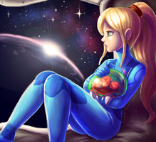 Samus by FlippingChicken