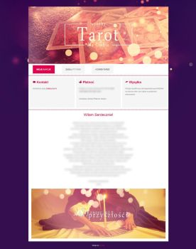 Tarot Allegro Theme by celes15