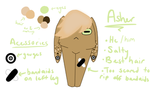 ASHER by Freezeash