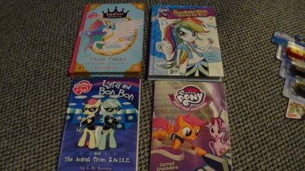 More MLP Books - June 2018 by ThomasZoey3000