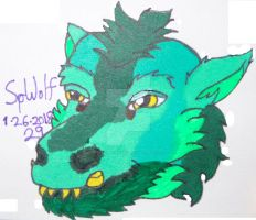 Elliott Badge for Patrick by SpellboundFox