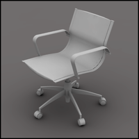 Office chair by Habatares