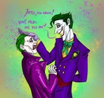Jared meets the Joker by TysKaS