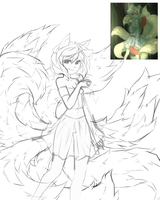 REdraw WIP by Saige199
