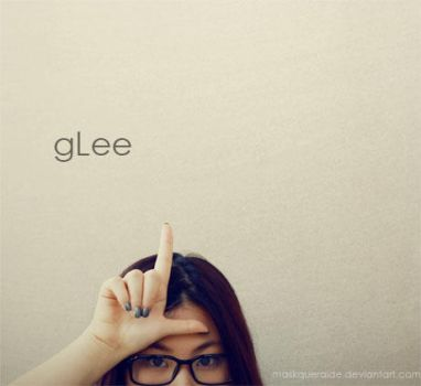 gLee. by maskqueraide