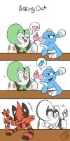 Asking Out - Pokemon Comic by 8NIKKU8