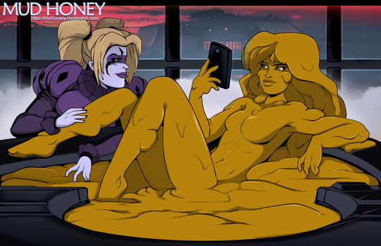 Mud Honey and Motley by Chronorin
