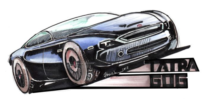 T2-606 - initial sketch by HorcikDesigns