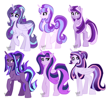 Auction:twilight x starlight (CLOSED) by SapphireScarletta