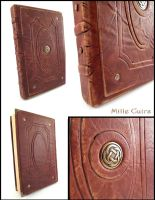 Celtic antique journal - All sides by MilleCuirs
