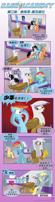 Dash Academy Chapter3 part5 (Chinese) by DoctorBasil