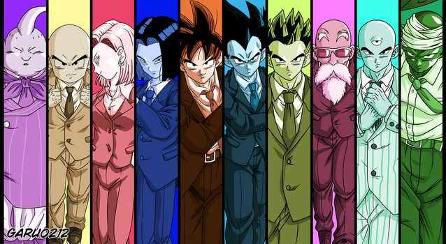 Dragon Ball Super Supervivencia Empresarial by garu0212
