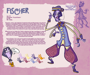 Ref - Fischer by WindupFruitcake