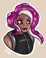 Agent 8 by LauraArtiss