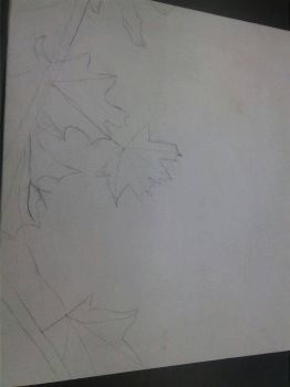 Maple Leaves (W.I.P.) by ccrazyisme