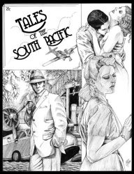 Tales of the South Pacific by DocRedfield