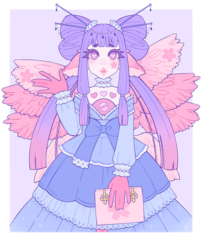 Purity by Voodoo-Doll-Art