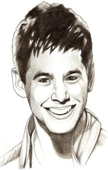 David Archuleta 2 by BadCatMeow