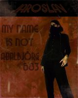 My Name Is Not by Keflavik