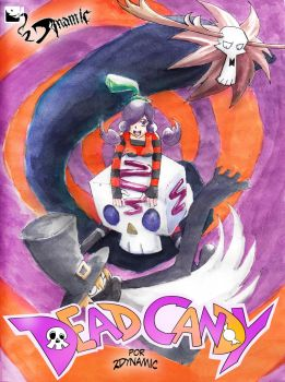 DEAD CANDY cover by 2Dynamic