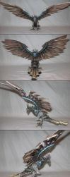 League of Legends - Anivia by Zaera