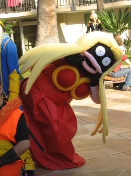 ALA 2012 - Jynx by winterbird9