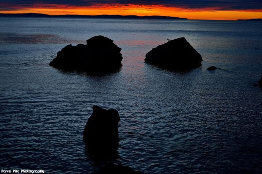 The colors of sunset by PPILIC-ST