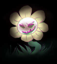 Flowey by CoverIdentity