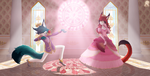 .:Royal _Prince and Dress :. by Shide-Dy